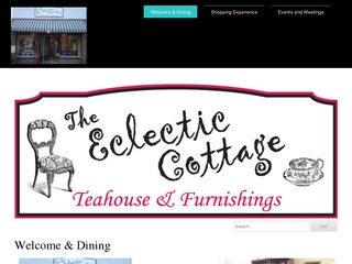 The Eclectic Cottage Teahouse & Collectibles